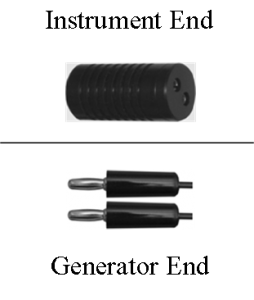 Bipolar Cables and Generator Plugs | Electrosurgical